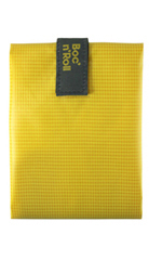 Sandwich Wrapper Bocnroll Square Pack Yellow