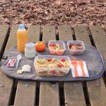 porta tuppers mantel de picnic rolleat