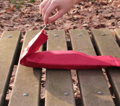 Sandwich wrapper red rolleat