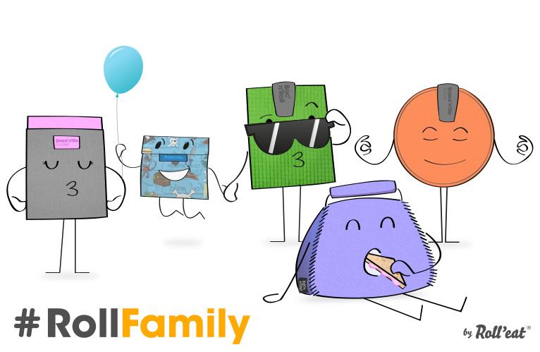 Damos la bienvenida a la 'Roll'Family'