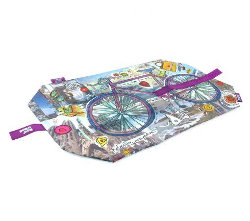 porta bocadillos bicicleta para adolescentes
