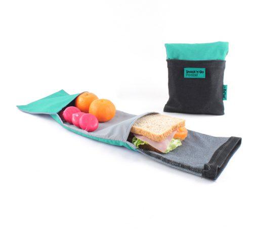 bolsillos porta snacks y meriendas rolleat