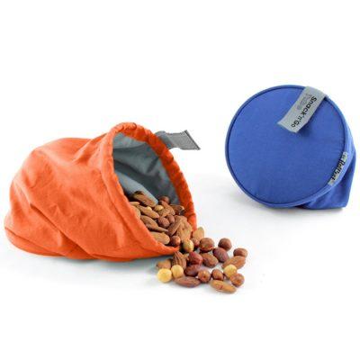 porta alimentos tubo reutilizable Rolleat