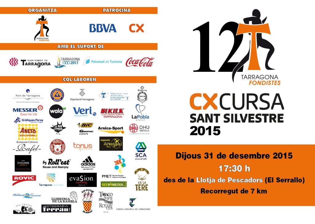 12 CX Cursa Sant Silvestre Tarragona