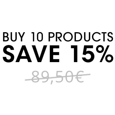 Save 15% for the purchase of Rolleat products