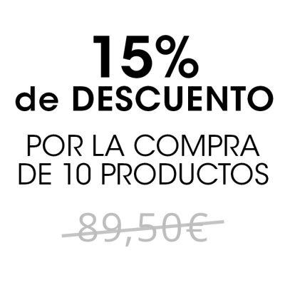 15% de descuento para productos porta alimentos reutilizables