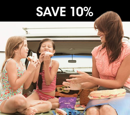 Save 10% buying 5 products