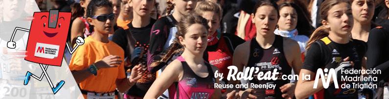 Triatlón Escolar de Madrid, la mejor manera de promover una vida saludable y sostenible