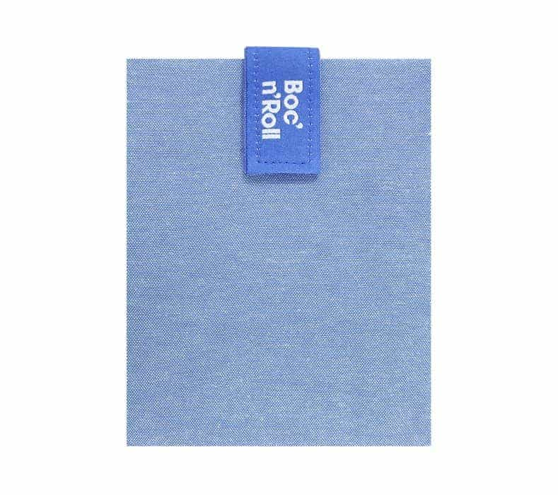 Sandwich Wrapper Bocnroll Eco Pack Blue