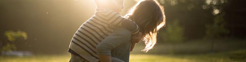 8 hábitos ecológicos para practicar con tus hijos