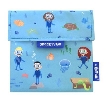 Snackngo Kids Pack Blue
