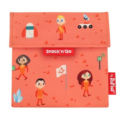 Snackngo Kids Pack Red