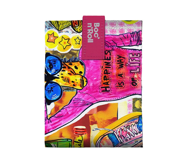 Sandwich Wrapper Bocnroll Teens Girafe Pack A