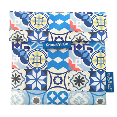 Snackngo Tiles Blue
