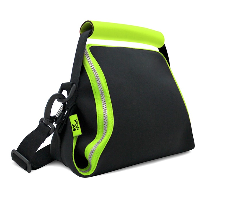 Lunch Bag Eatnout Neo Green