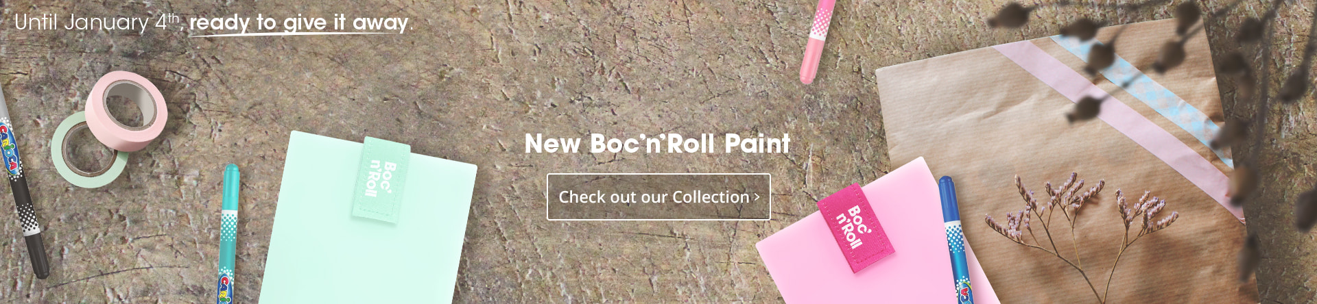 New Paint Collection