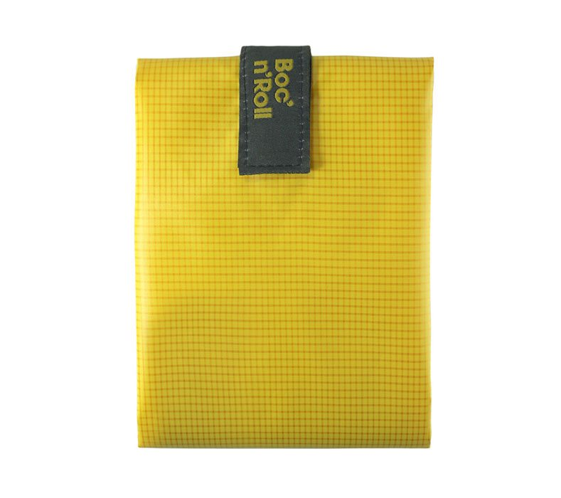 Bocnroll Square Yellow