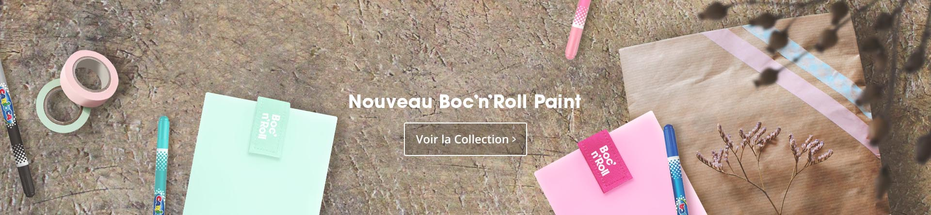Nouveau Collection Paint