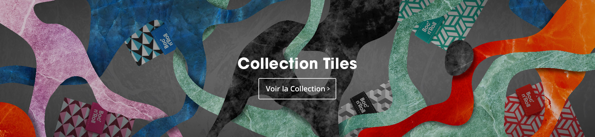 Nouveau Collection Tiles