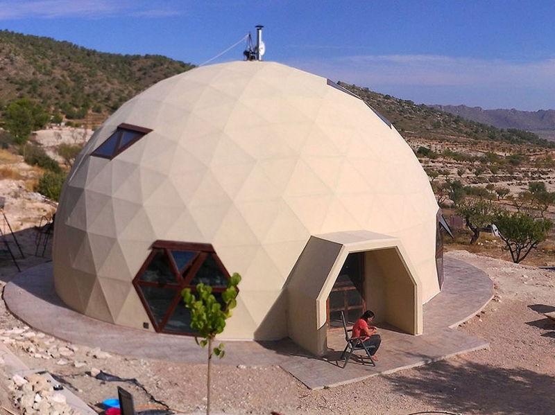 ejemplo casa ecológica 1
