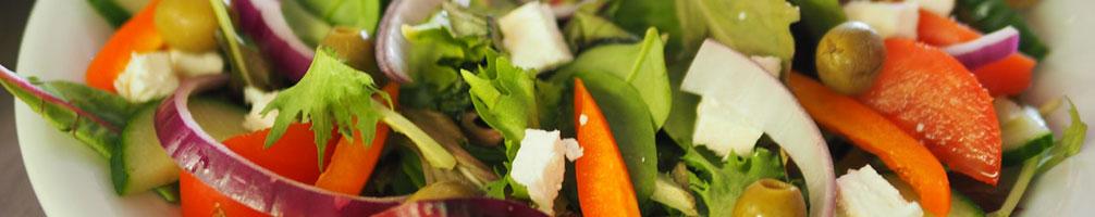 comida vegana para picnic
