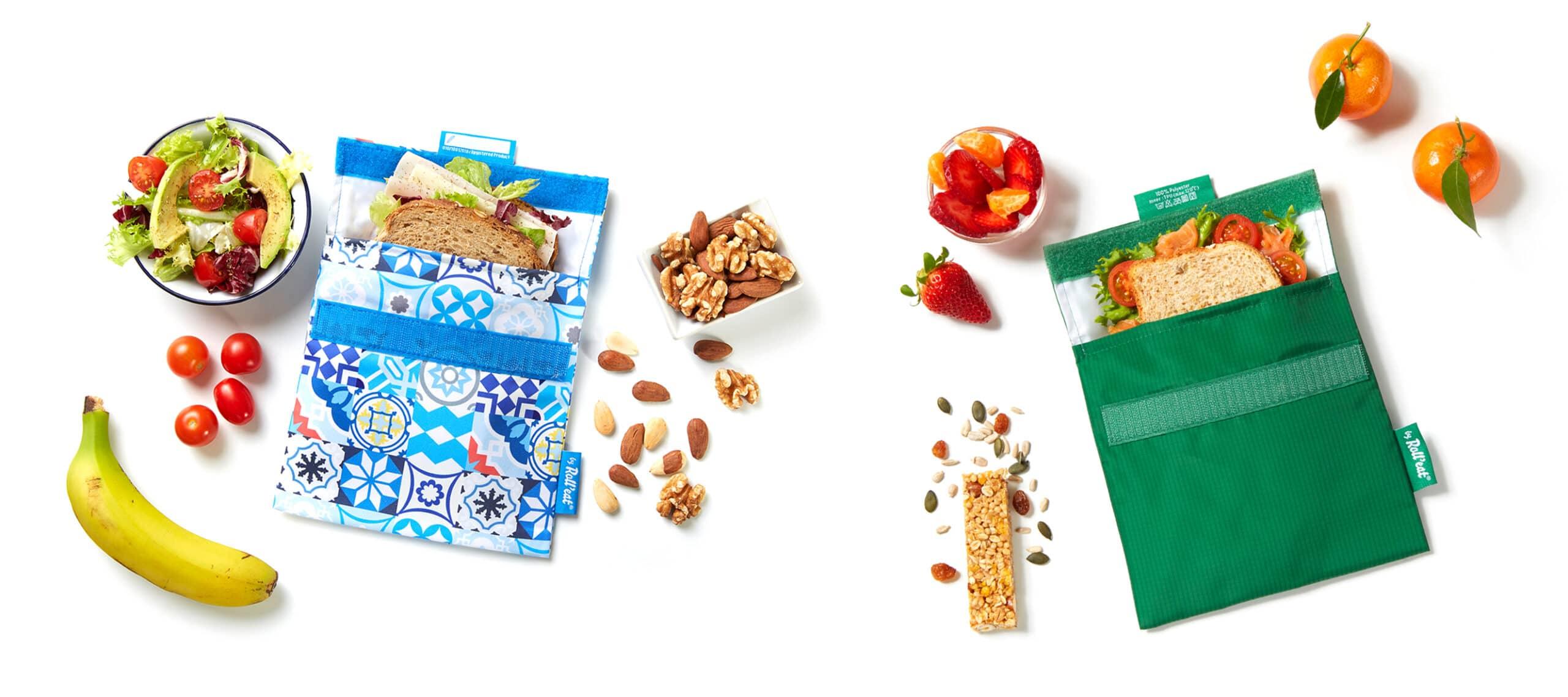 Porta snacks sostenible